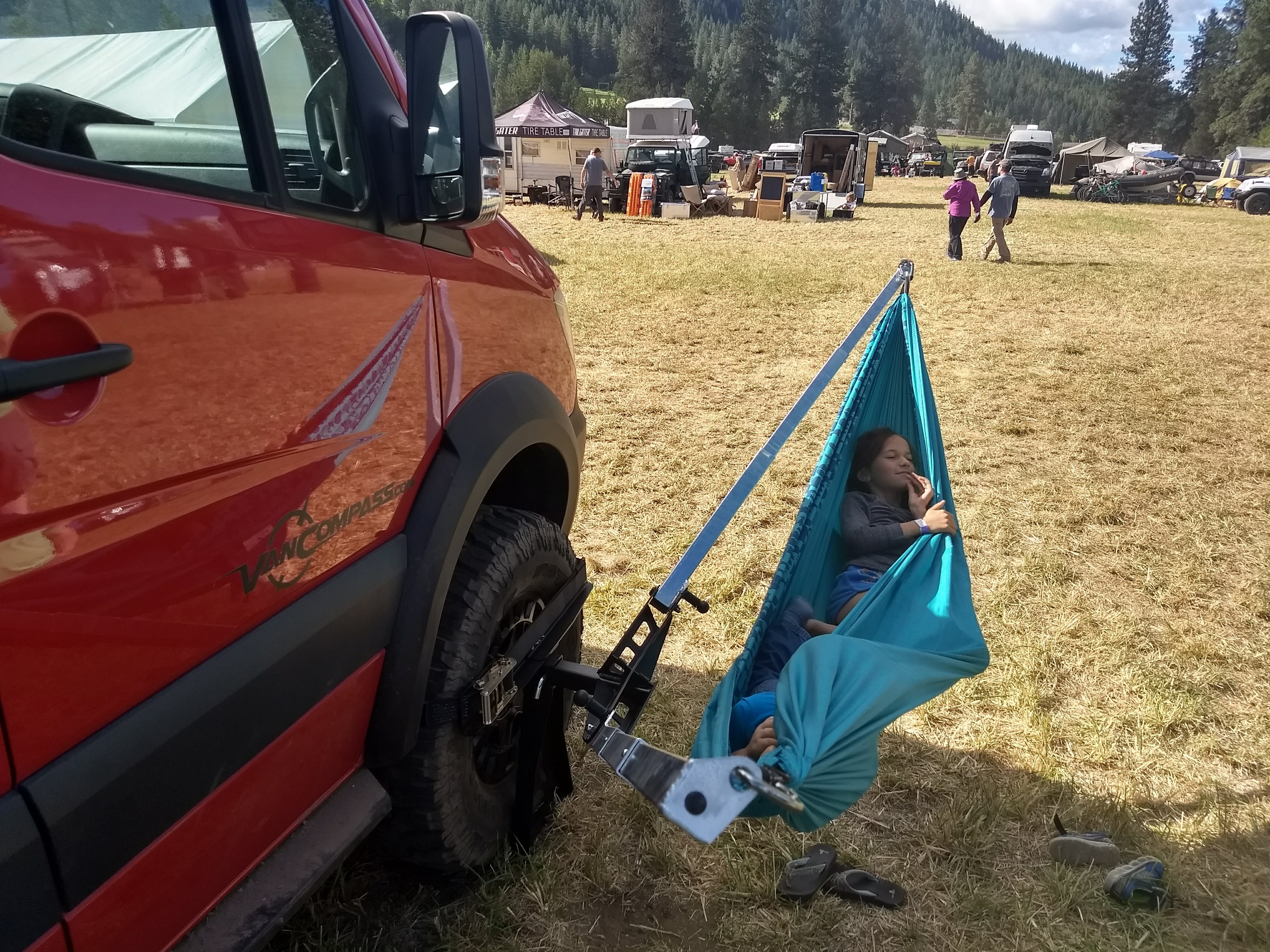 Diy Tailgater Tire Table