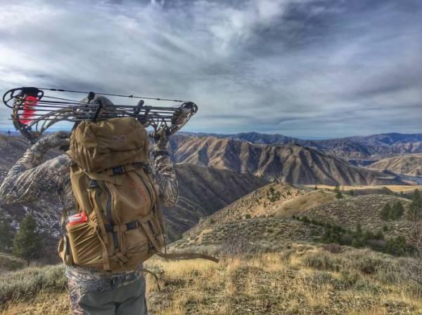 Exo Mountain Gear K2 5500: A Season of Elk Hunting ...