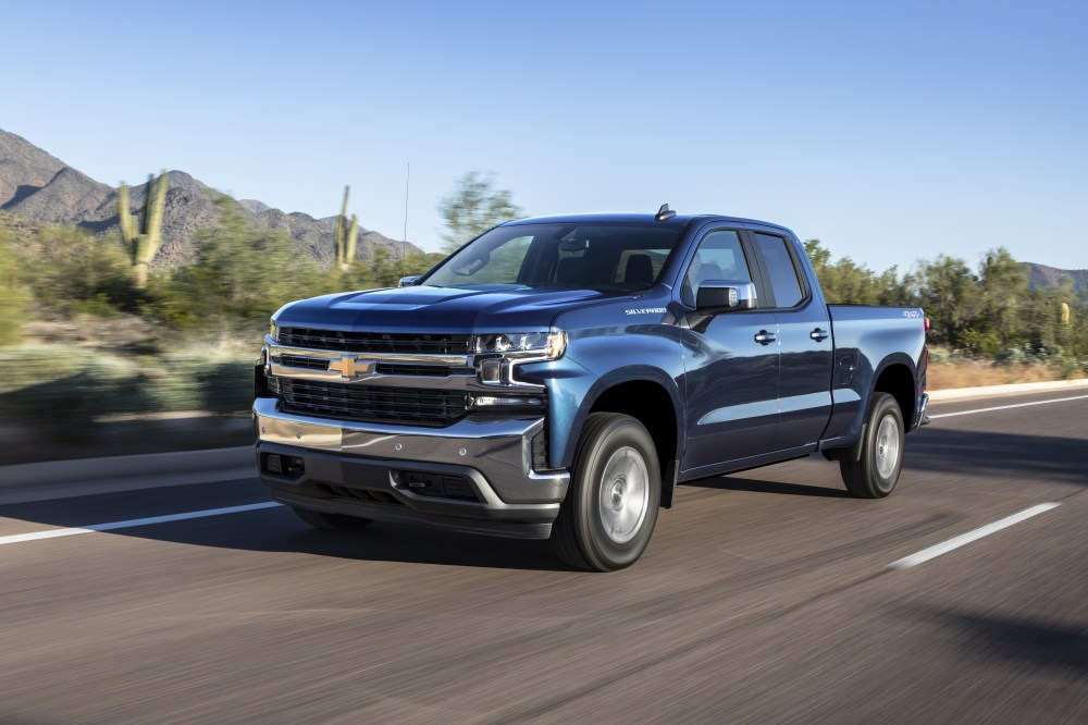 medium resolution of small engine big truck 2019 silverado 4 cylinder turbo review