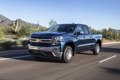 small resolution of small engine big truck 2019 silverado 4 cylinder turbo review