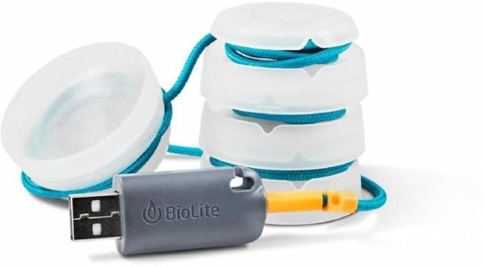 biolite site mini - camping gifts