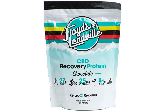 Floyd's of Leadville CBD protein