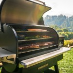 Traeger S Top End Grills Now Heat Faster Gearjunkie