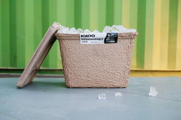 Hate Styrofoam Coolers Igloo Launches Biodegradable Alternative Gearjunkie