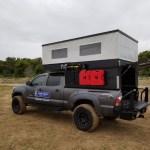 Four Wheel Campers Reveals Lightweight Pop Top Truck Camper Gear Junkie Four Wheel Campers