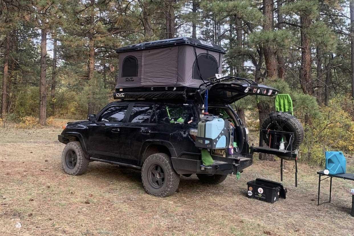the best rooftop tents of 2021 gearjunkie
