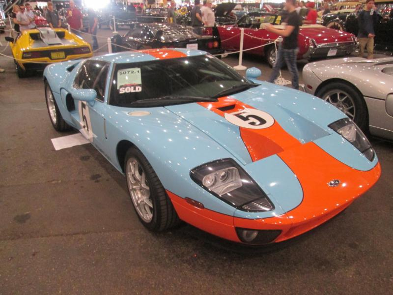 2005 ford gt values
