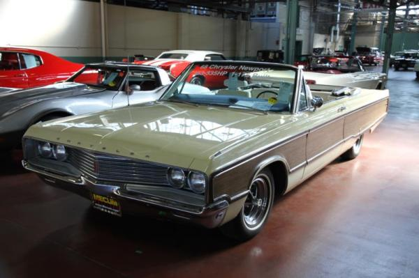 1966 chrysler newport Values Hagerty Valuation Tool