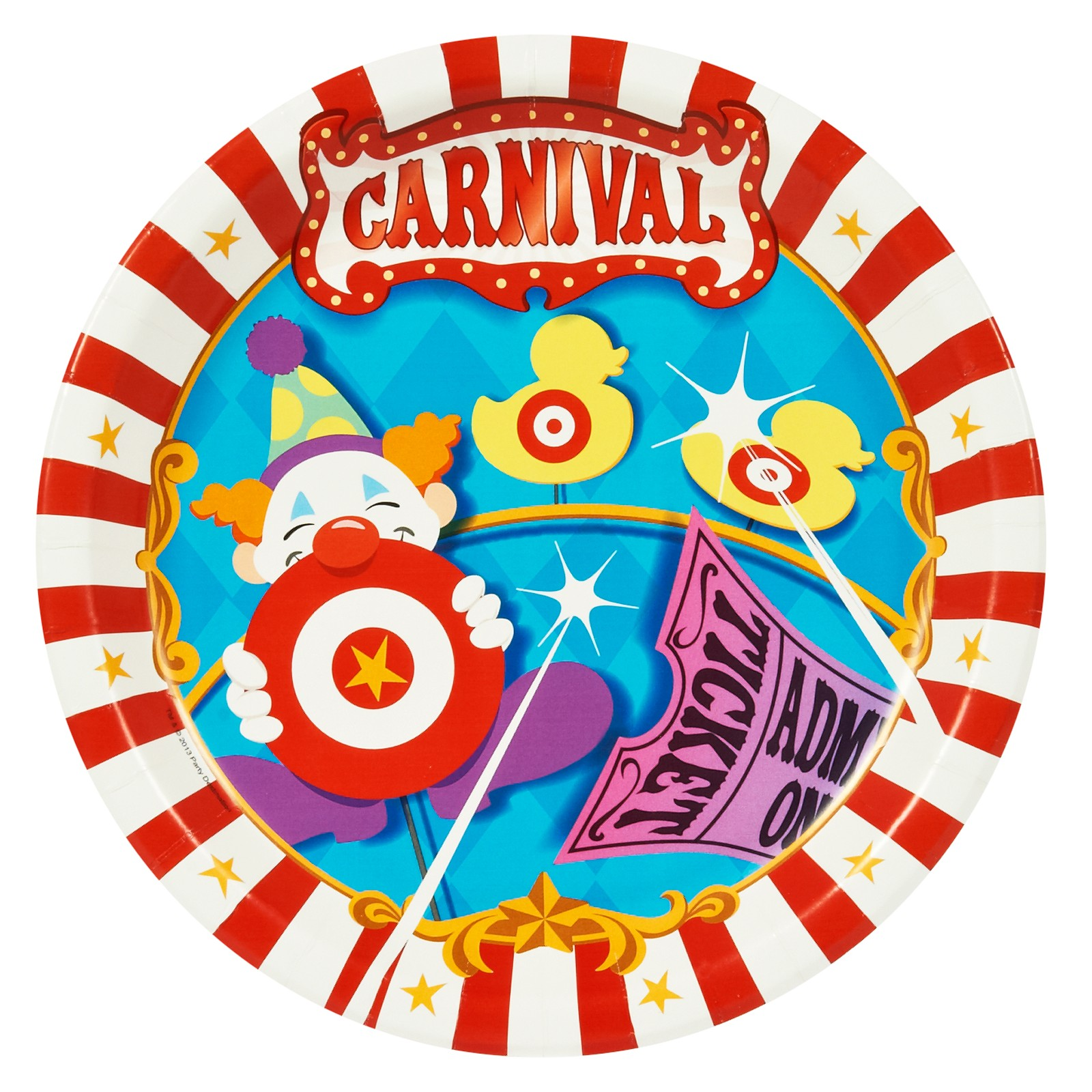 the carnival is coming