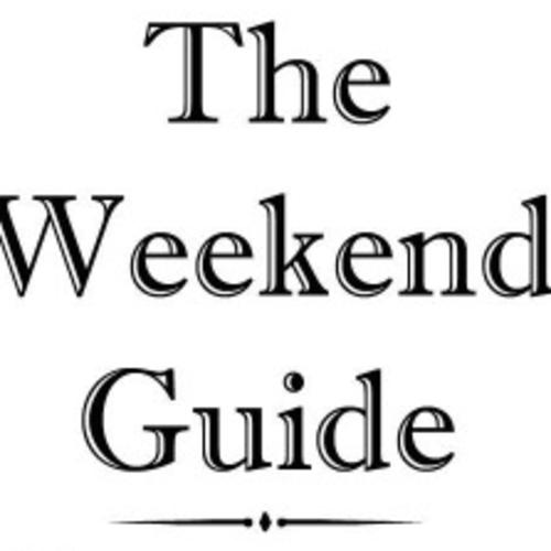 Weekend Guide December 1-3