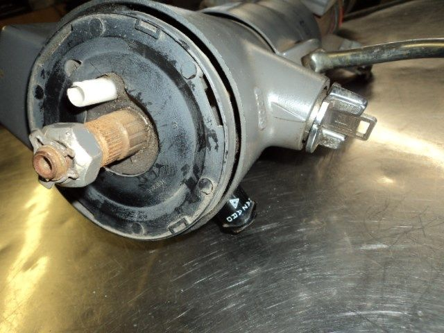 Gm Tilt Steering Column Parts