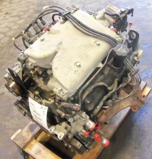 ENGINE 07 PONTIAC G6 35L VIN N 8TH DIGIT OPT LZ4 CPE SDN