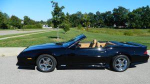 1992 Chevrolet Camaro RS Convertible 305 CI, Automatic