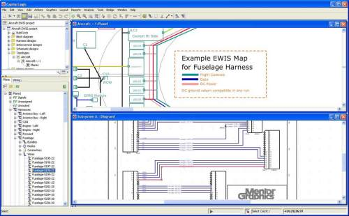 small resolution of electrical systems design and harness engineering for aerospace wire harness toplogy
