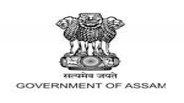 Government of Assam 3787 Various Vacancies 2017