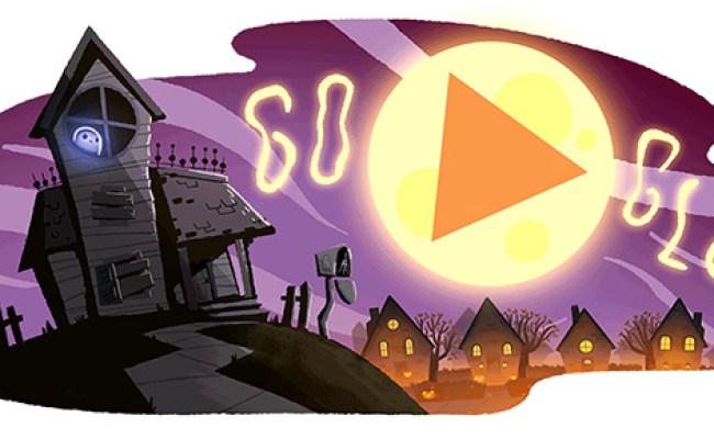 Preview Of Google S 2017 Happy Halloween Doodle