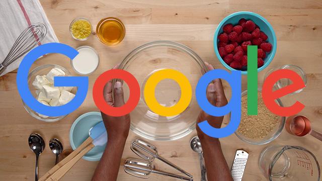 Google Home Recipes