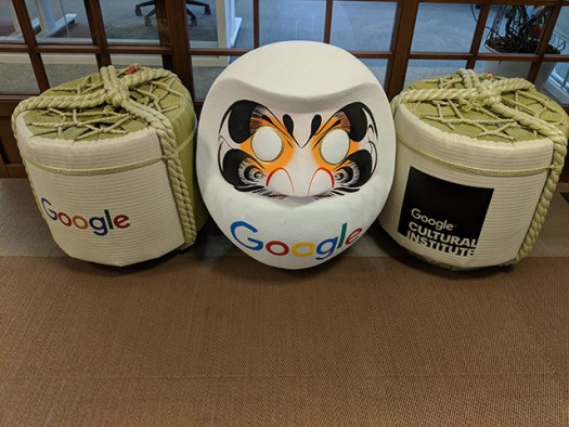 Google Japan Furniture
