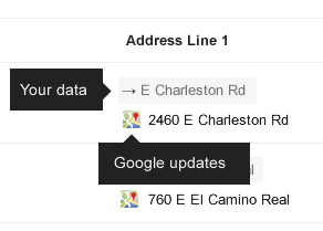 Google My Business Locations Shows Owners Data Update