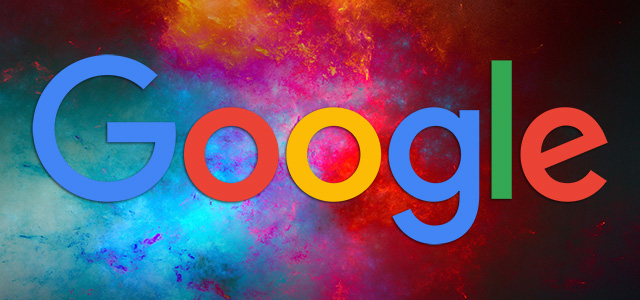 google rainbow texture