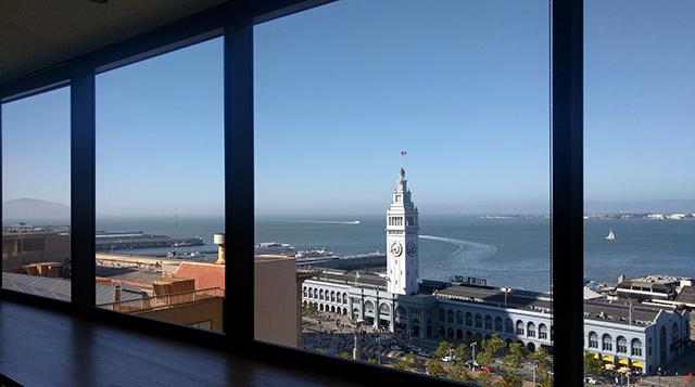 Google San Francisco Market Street View