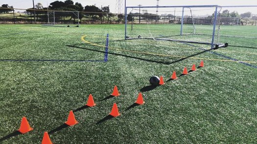 Google Soccer Field