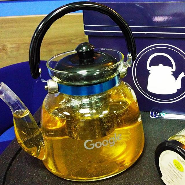 Google Tea Pot
