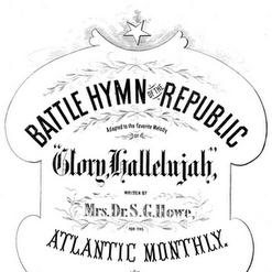 Battle Hymn Of The Republic sheet music by William Steffe
