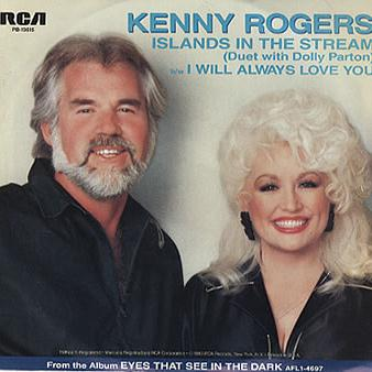 Islands In The Stream sheet music by Kenny Rogers and ...
