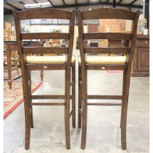 Pottery Barn Pair Of 'isabella' Counter Stools Upscale