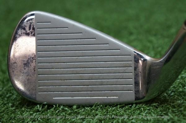 King Cobra Fp 6 Iron Steel Shaft Regular Flex 139702 Used