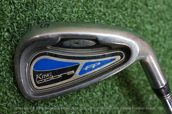 King Cobra Fp 5 Iron Steel Shaft Regular Flex Condition