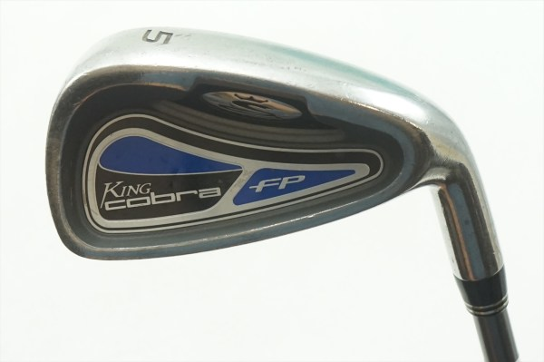 King Cobra Fp 6 Iron Aldila Nv Hl 70 Regular Flex Graphite