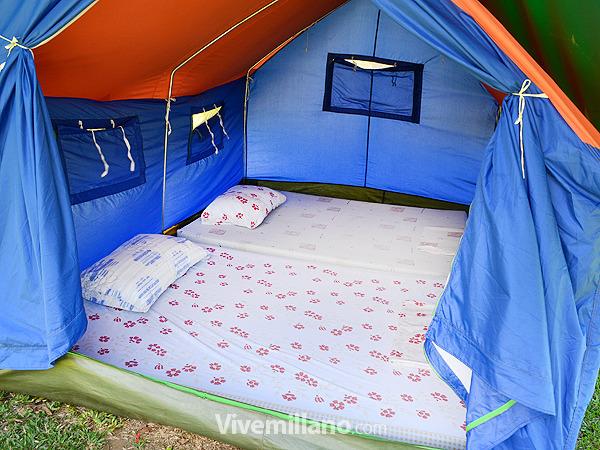 Camping en Tiuma Park en Villavicencio