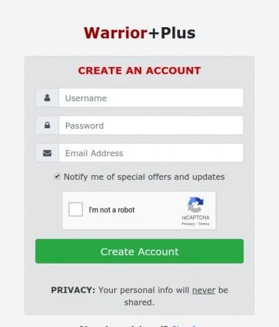 what is warriorplus