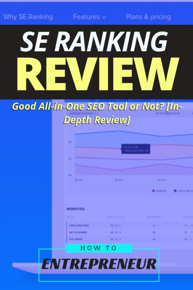 what is se ranking review scam legit