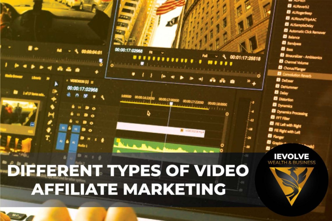 Different Types Of Video Marketing