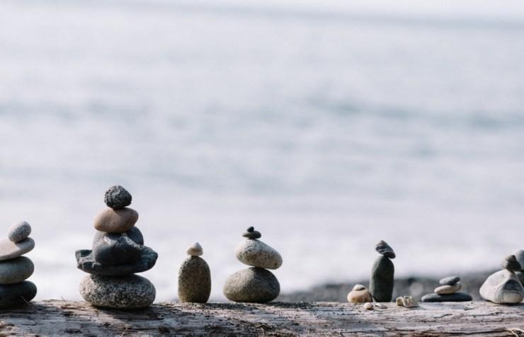 Balance of change
