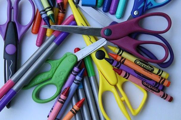 The craft supply kit
