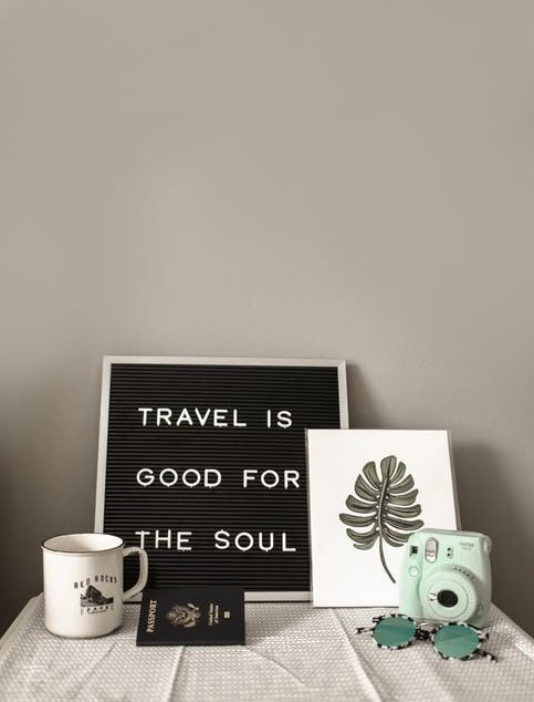 travel is soul food