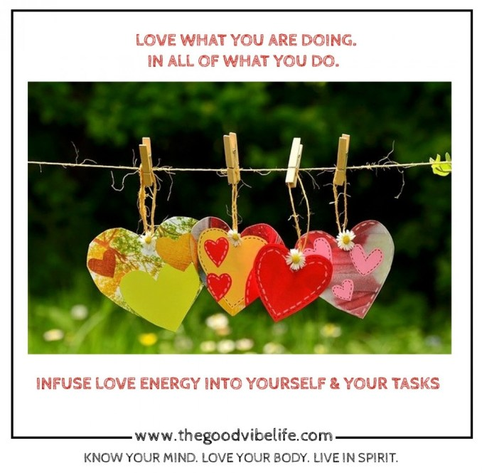 love what you are doing