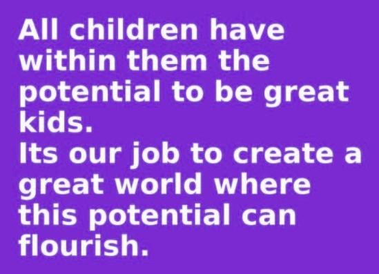 helping kids flourish