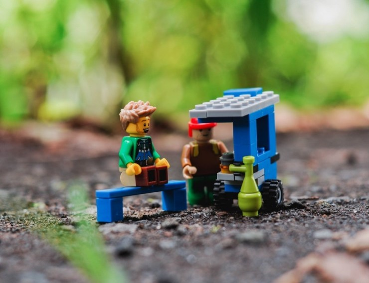 how lego came to be