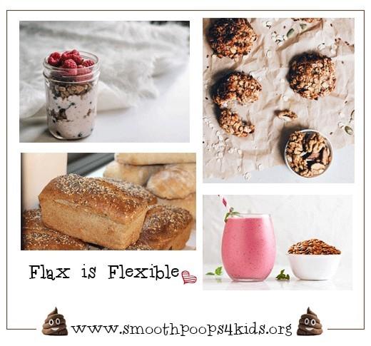 flax is flexible