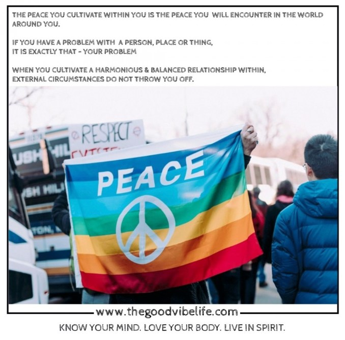 peace and respect for all