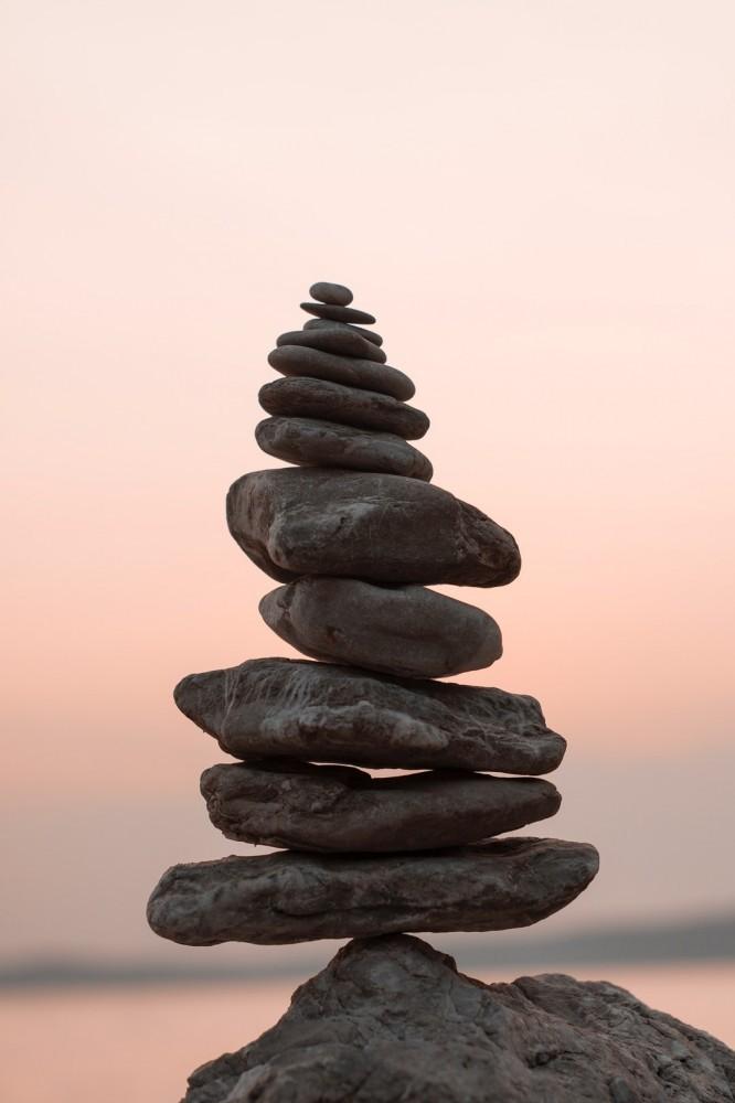 balanced breathing