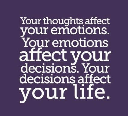 emotions affect decisions