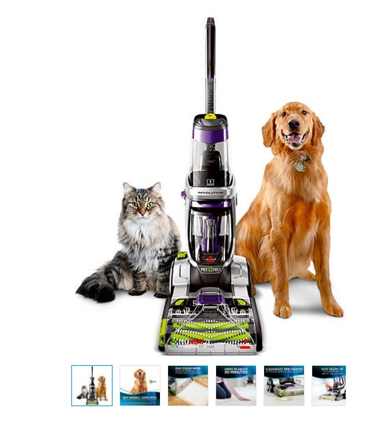 Bissell ProHeat 2X Pet Pro Carpet Cleaner