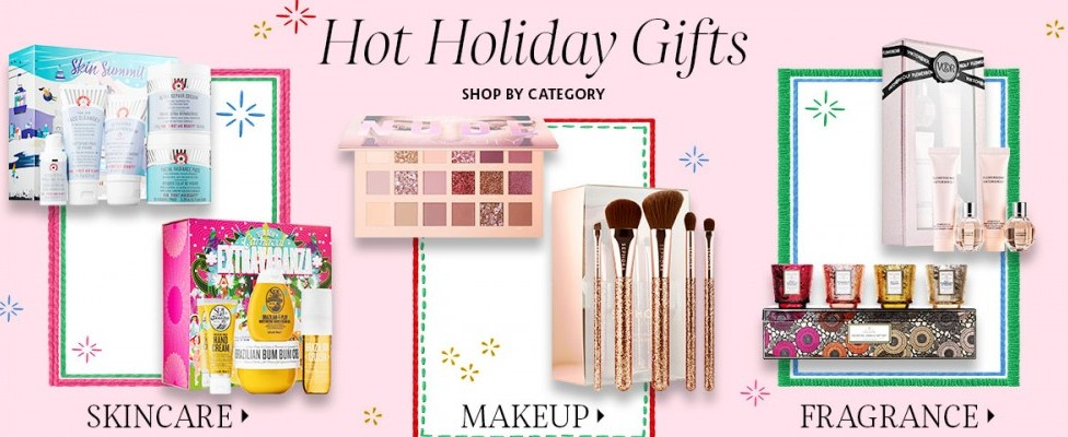 Sephora Holiday Gifts