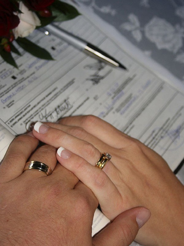 Civil Wedding Ceremony Words